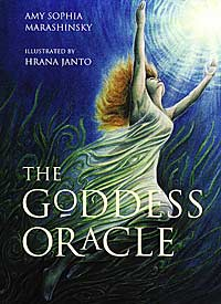 The Goddess Oracle rear cover